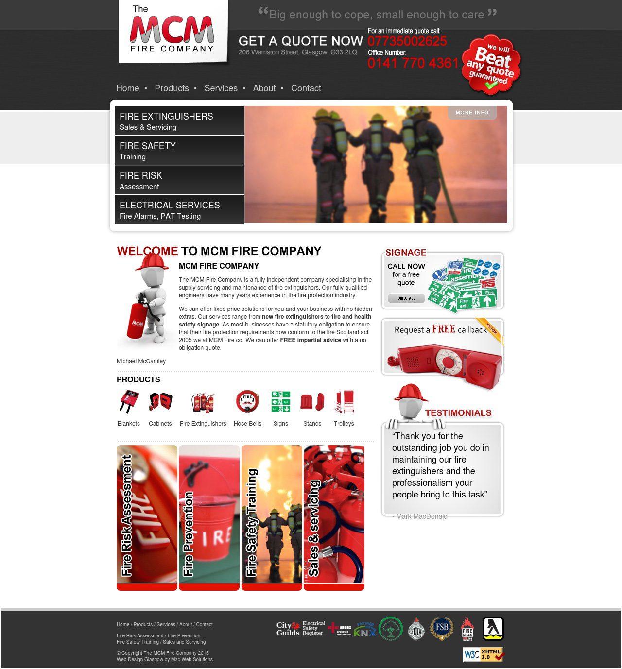 MCM Fire Company